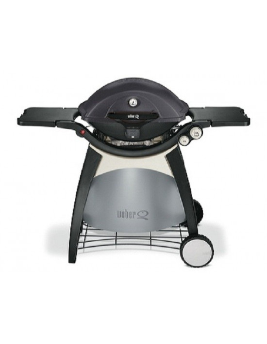 Esprit barbecue zoom sur le barbecue gaz weber - Barbecue weber a gaz ...