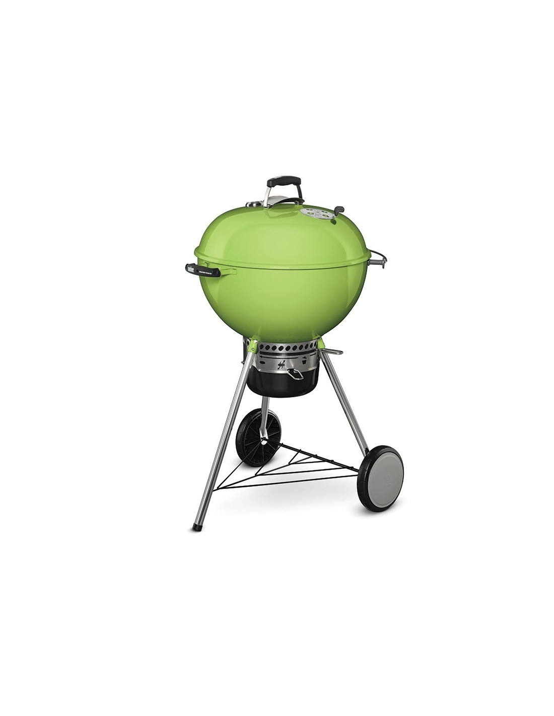 Barbecue Weber MasterTouch 57cm 2015 - Vert