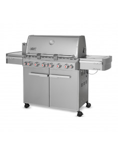 Barbecue gaz Weber Summit S670 GBS