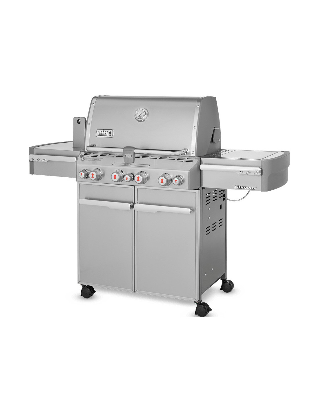Barbecue gaz Weber Summit S470 GBS