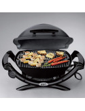 Grille Fonte barbecue Q1400 (2 parties) - Weber