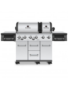Barbecue Gaz Imperial XLS inox - Broil King