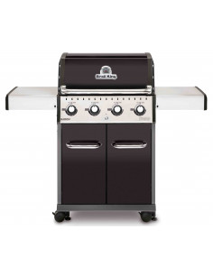 Pack Barbecue gaz Baron 420 - Broil King + Housse de protection
