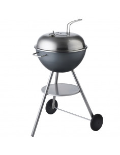 Barbecue Charbon Dancook 1400 - Ø 54 cm - Inox