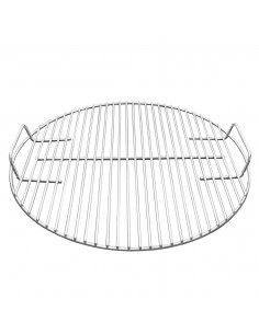 Grille Barbecue 47 cm Inox - Nordic Flame
