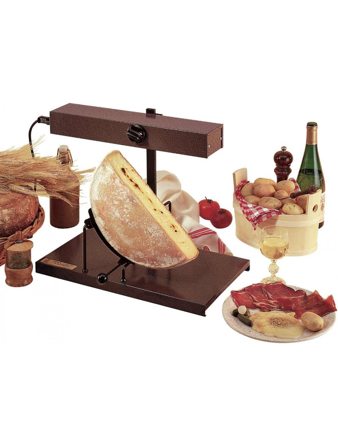 barbecue raclette