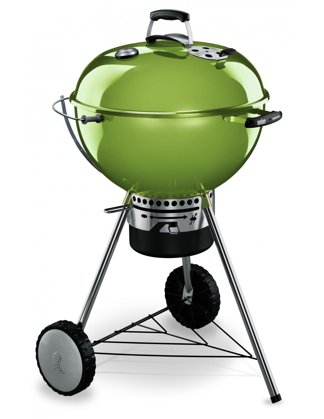 Barbecue Weber MasterTouch 57cm - Vert