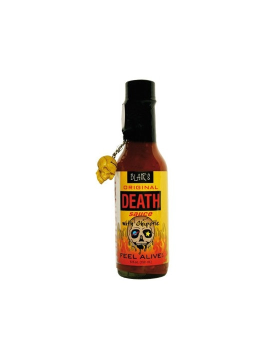 Sauce Piquante Original Death Blair's