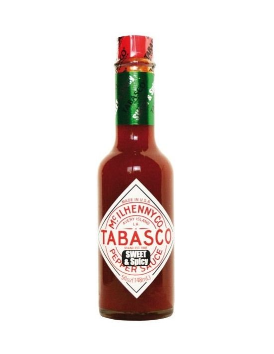 Sauce Tabasco Sweet and Spicy
