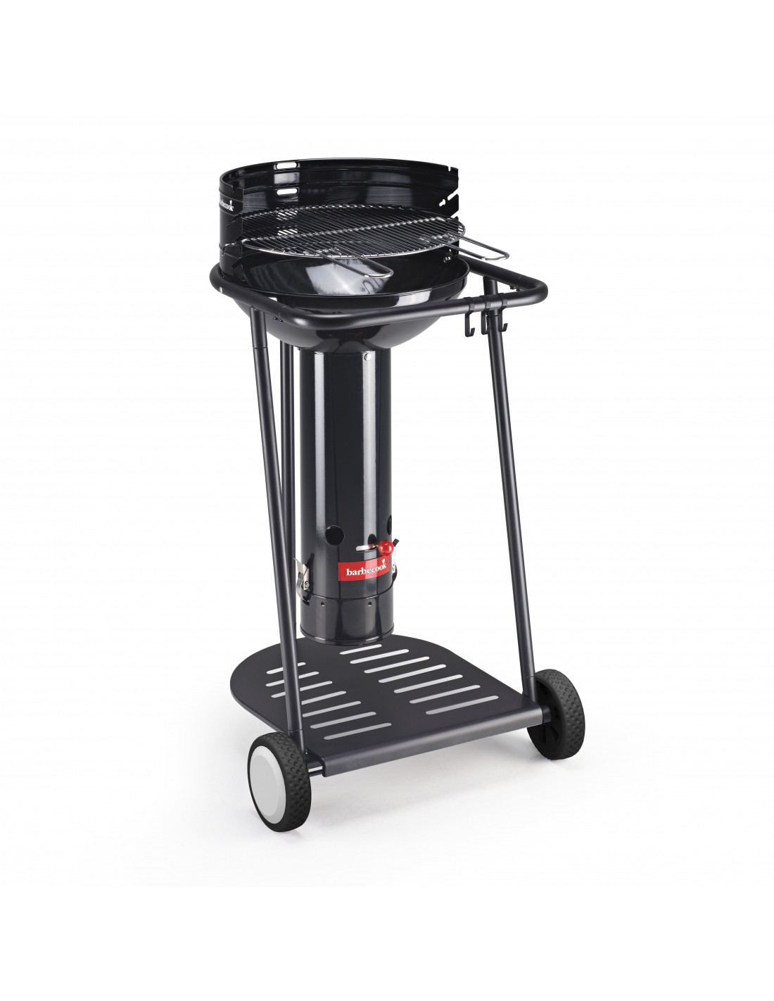 Barbecue Charbon Optima Go Black Barbecook