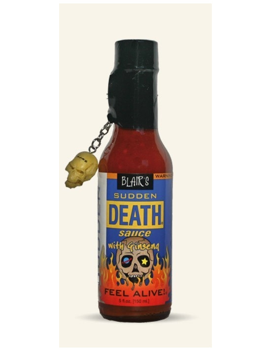 Sauce Piquante Sudden Death Blair's
