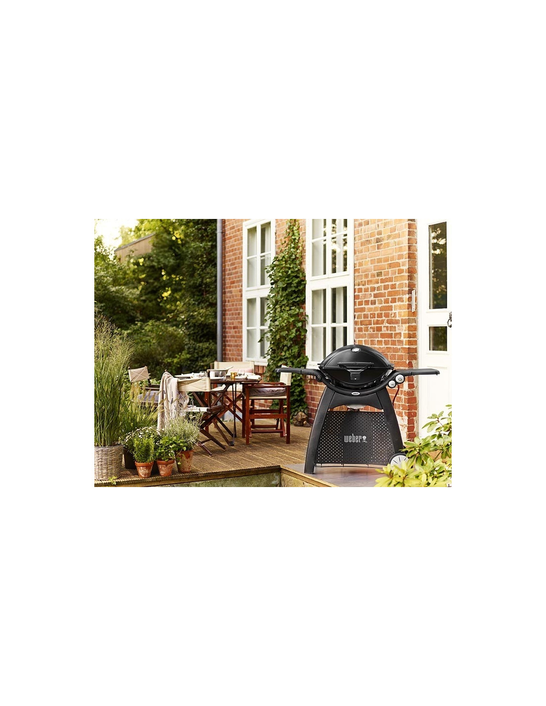 barbecue weber gaz q3200 esprit barbecue. Black Bedroom Furniture Sets. Home Design Ideas