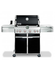 Barbecue Summit E450