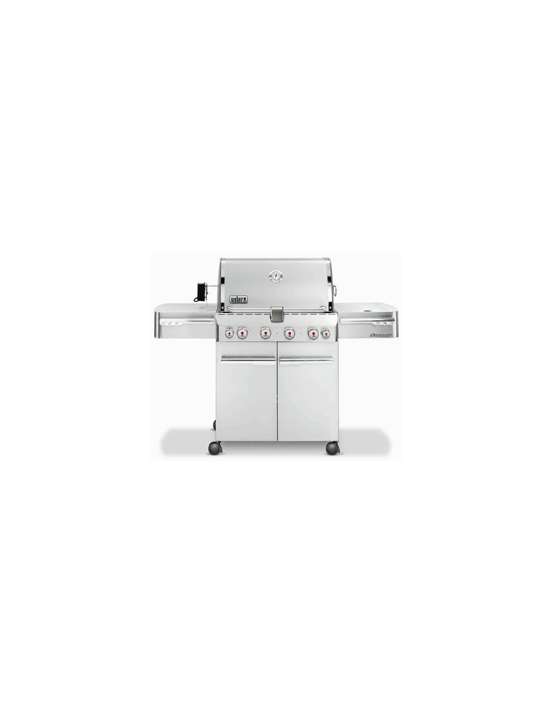 Barbecue Summit S450