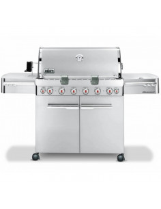 Barbecue Summit S650