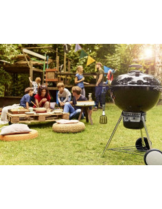 Barbecue Weber MasterTouch 57cm GBS 2018 - Noir