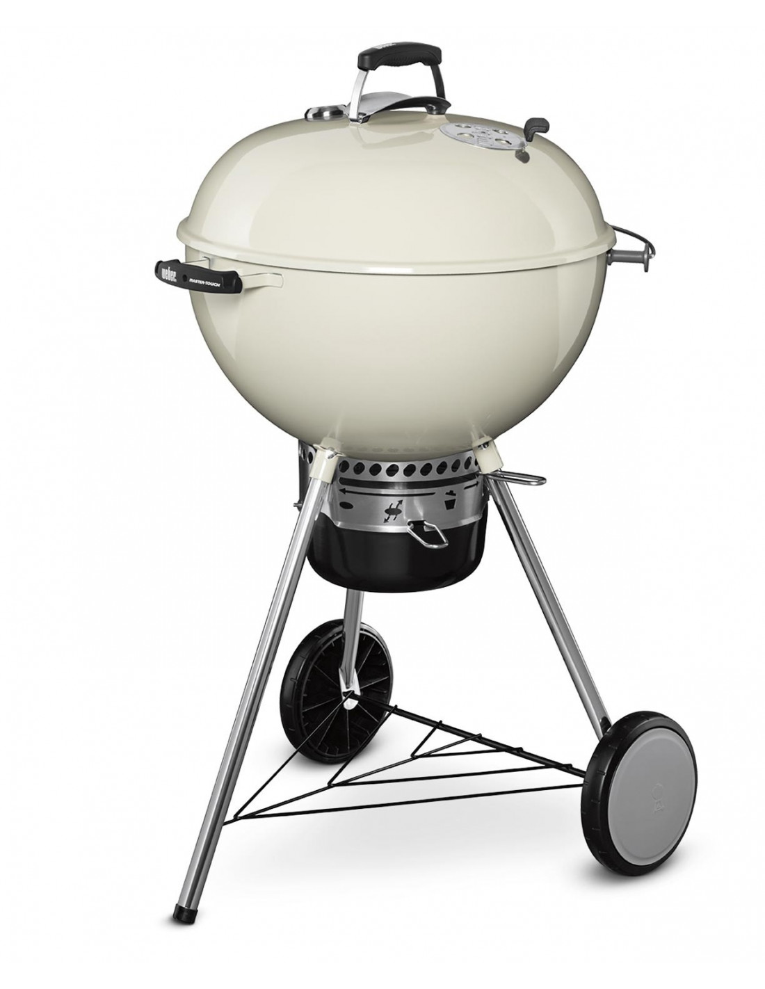 Barbecue Weber MasterTouch 57cm Blanc