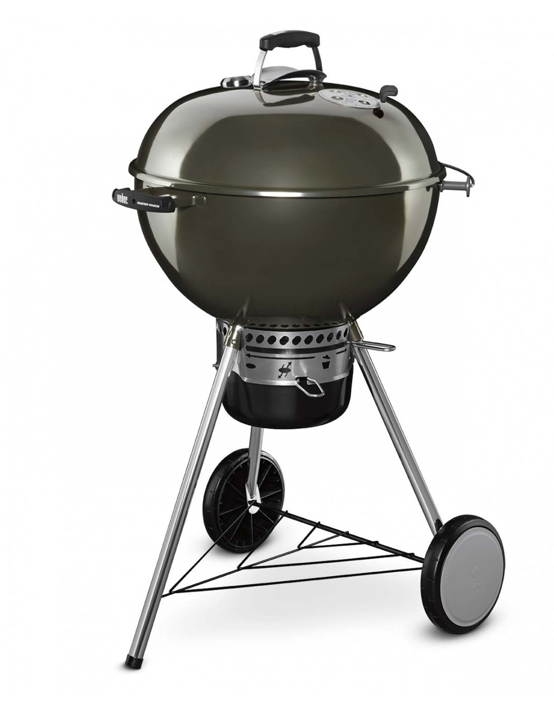 Barbecue Weber MasterTouch 57cm Gris Fumé