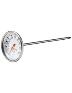 Thermomètre long barbecue gaz Weber (boutons tablette)