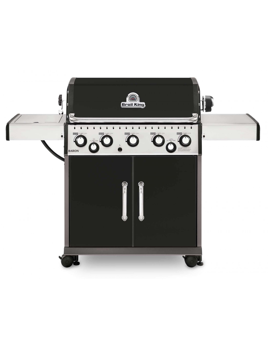 Fabulous Barbecue Baron Gaz Broil King With Foyer Barbecue Encastrable