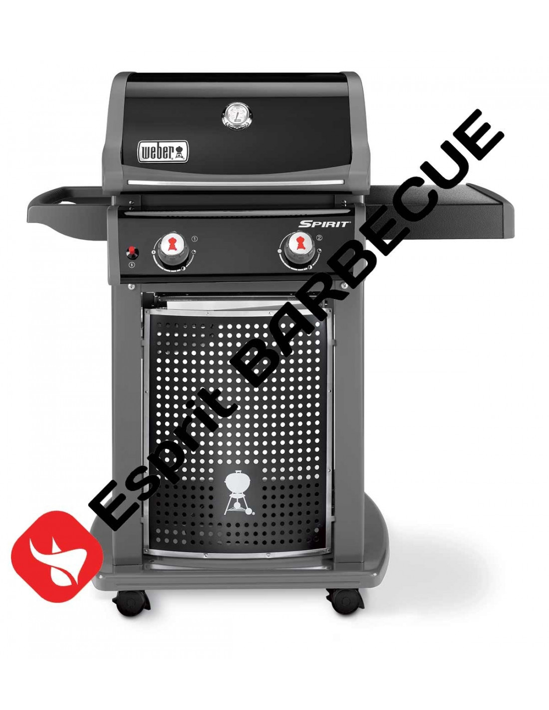 Barbecue gaz weber spirit eo210 for Barbecue weber gaz q120