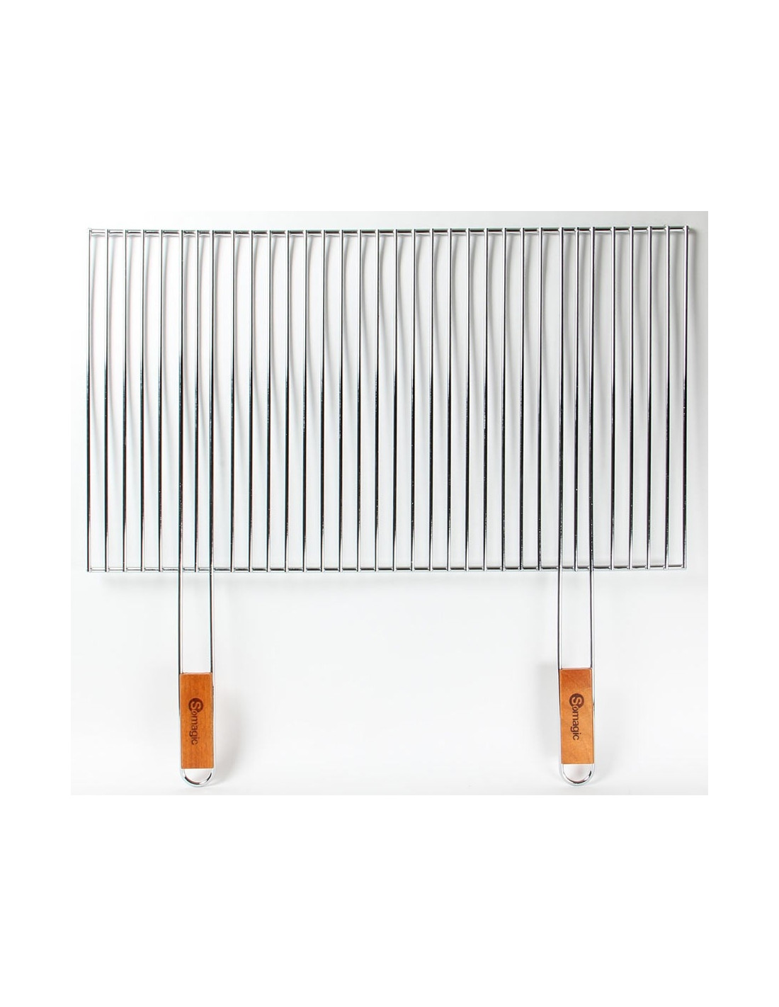 Grille decoupable pour barbecue 70x40cm somagic - Grille barbecue decoupable ...