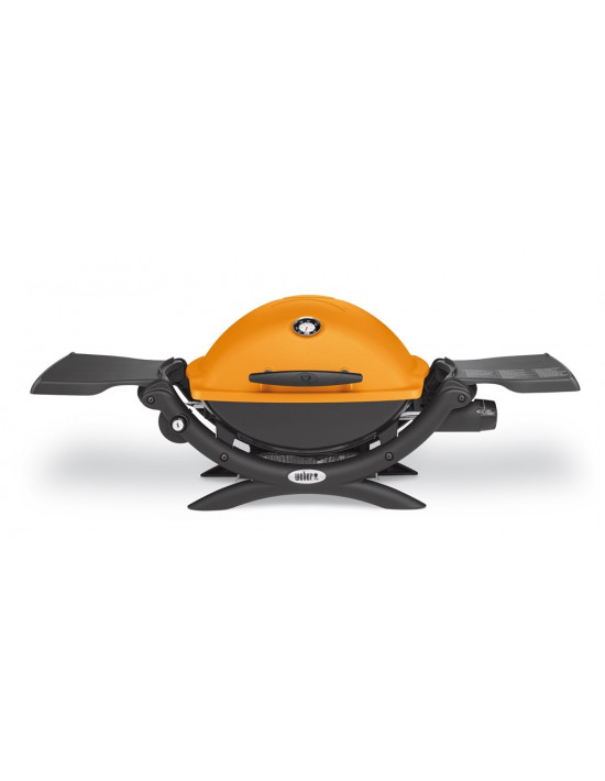 Barbecue à Gaz Weber Q1200 Orange