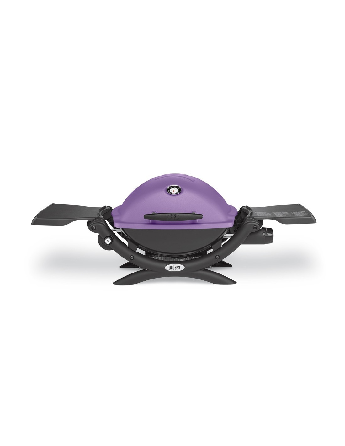barbecue weber gaz q1200 violet esprit barbecue. Black Bedroom Furniture Sets. Home Design Ideas
