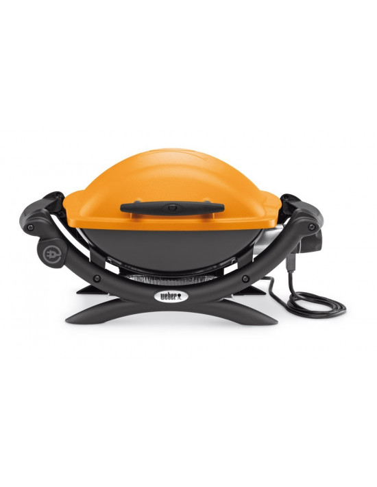 Barbecue Electrique Weber Q1400 Orange