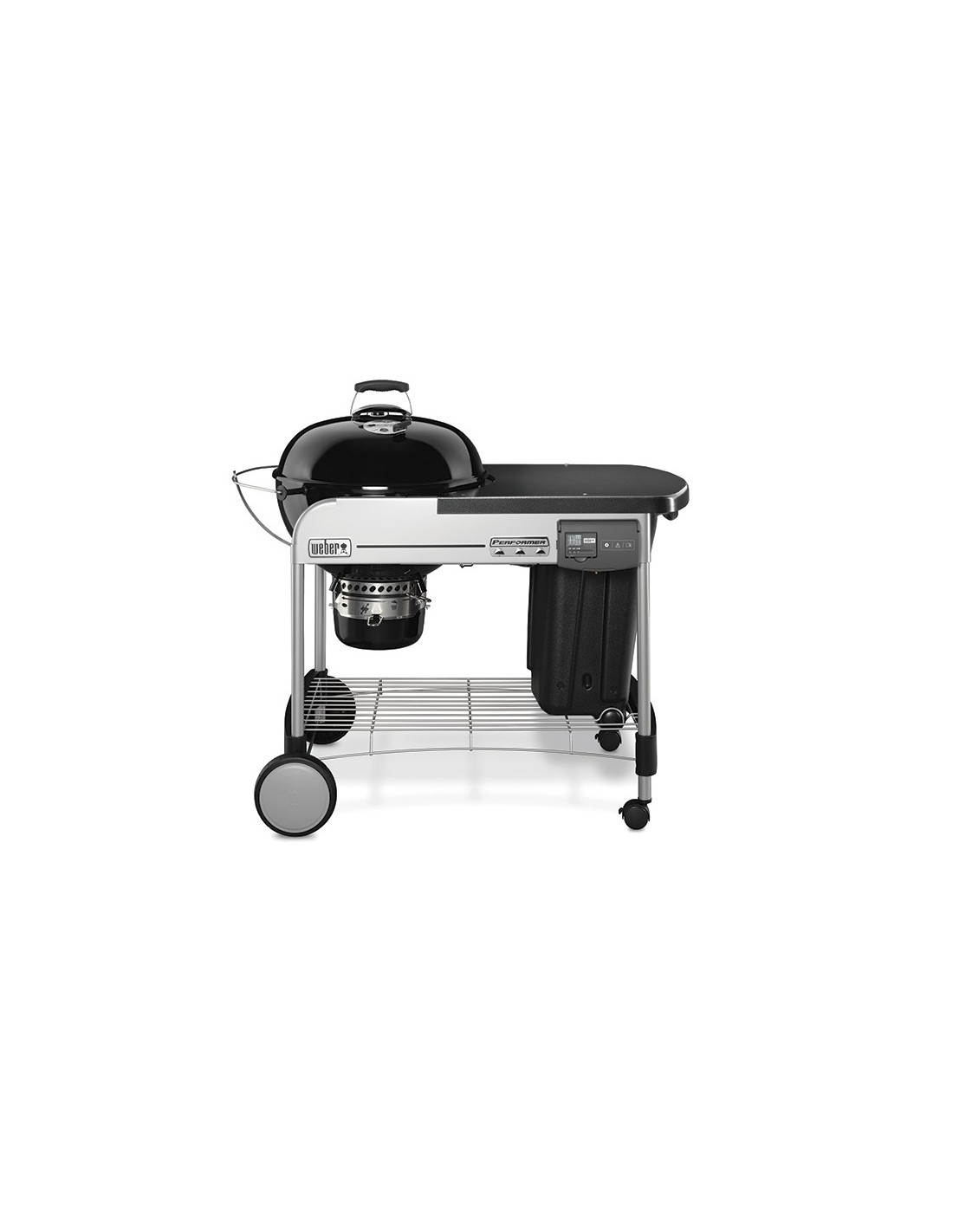 barbecue weber charbon performer deluxe 57cm gbs housse. Black Bedroom Furniture Sets. Home Design Ideas