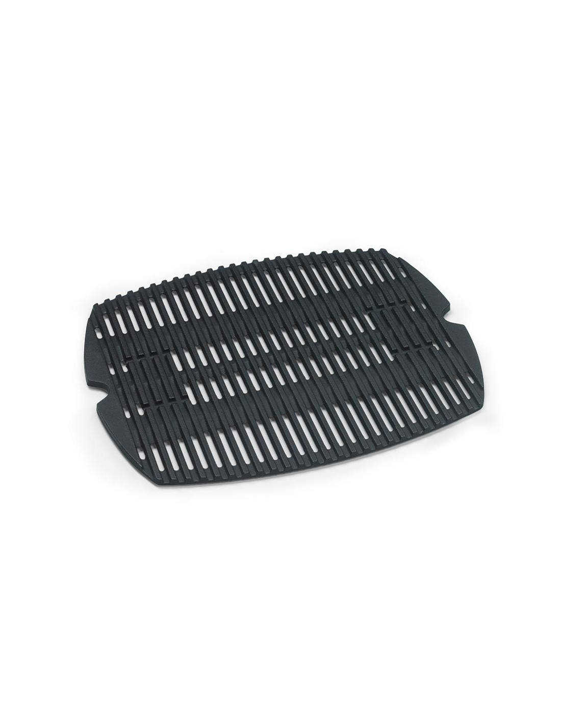 Grille de cuisson en fonte barbecue weber q100 pi ce de for Barbecue weber gaz q120