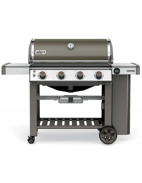 Barbecue Genesis II E410 GBS Smoke Grey Weber