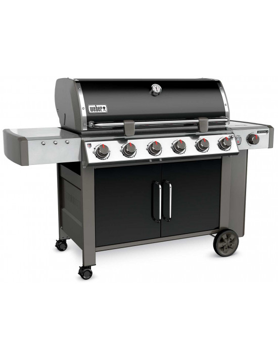Barbecue Genesis II LX E640 GBS Black