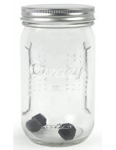 Shaker Crezy Cream - Chantilly rapide Cookut