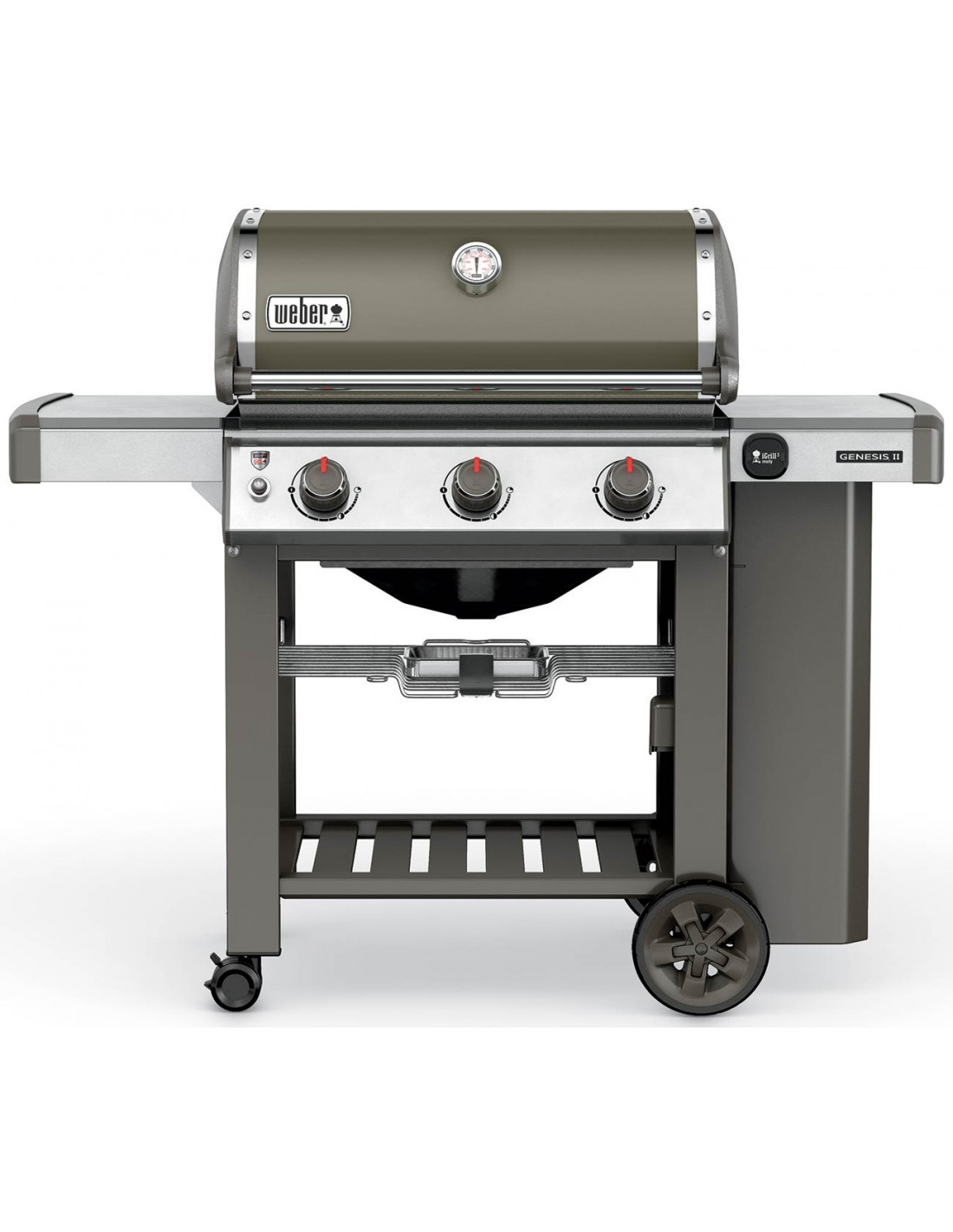 Barbecue Genesis II 310 GBS Smoke Grey Weber