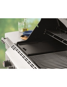 Plancha Barbecue Summit 400/600 Weber