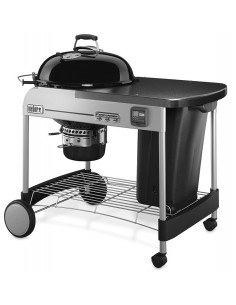 Pack Barbecue Weber Performer Premium 57cm GBS + Housse