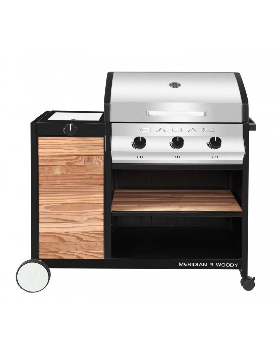 Barbecue gaz Meridian Woody