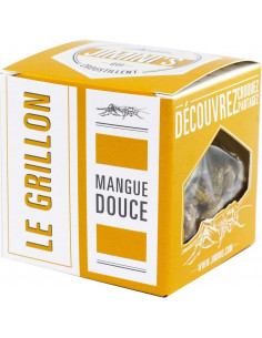 Grillons mangue Douce