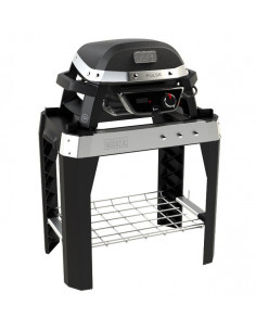 Barbecue Pulse 1000 Noir Stand Weber