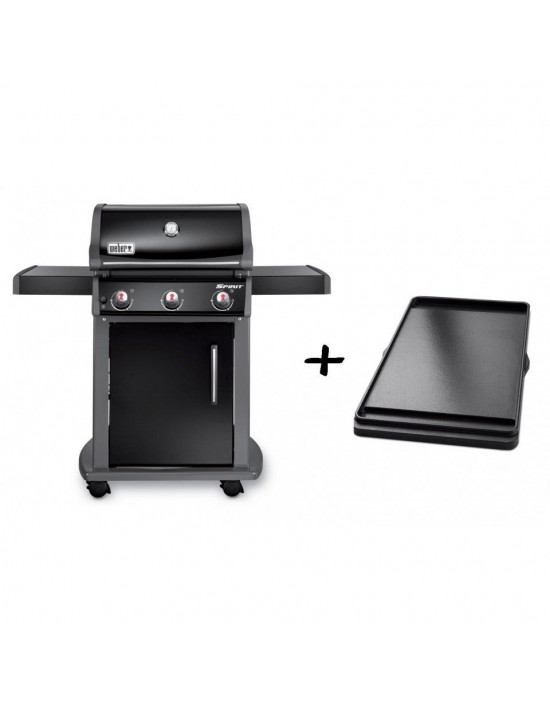 Pack Barbecue Spirit Original E-310 + Plancha