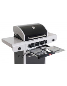 Barbecue Siesta 412 Black Edition Barbecook