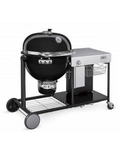 Pack Barbecue Summit Charcoal Grilling Center + Housse