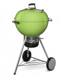 Barbecue Weber MasterTouch 57cm Vert GBS - Charbon