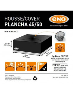 Housse Pop Up plancha 45