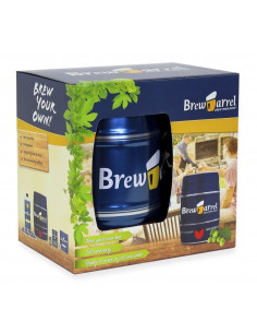 Kit Maison Bière Brew Barrel - Lager Basic