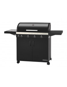 Barbecue gaz Stratos 4 noir - Cadac