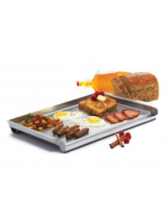 Plancha rectangulaire Inox - Broil King