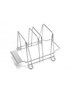 Support Cuisson Verticale Inox