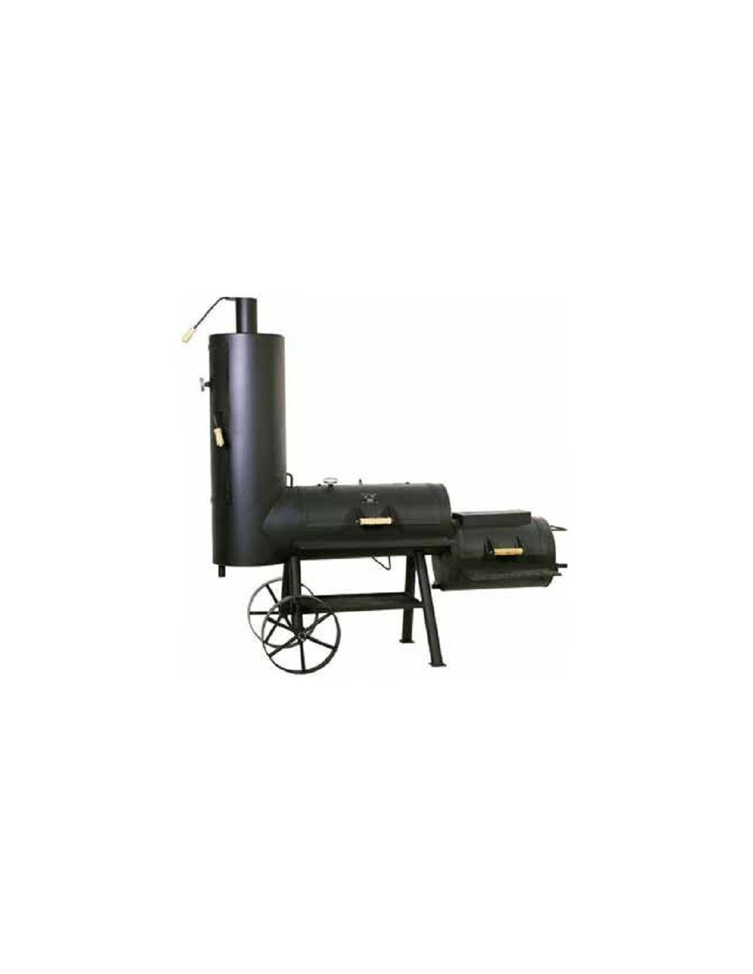 Barbecue Locomotive Basic Chuckwagon 16